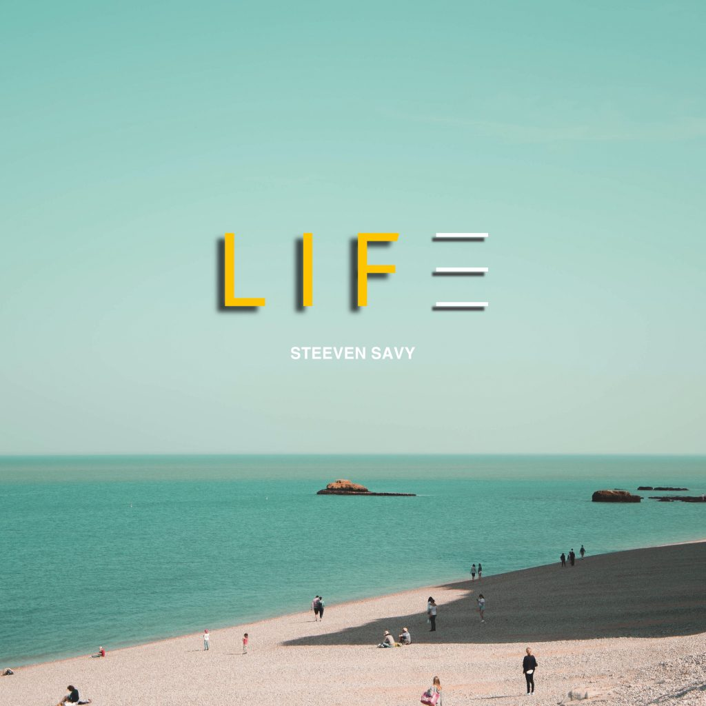 Single Cover Design of LIFE